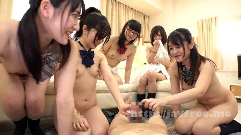 [IENF-085] 女子に囲まれて男はボクひとり!?の王様ゲーム!!気が付けば妹のクラスメイトに全裸にされてしまったボクは…