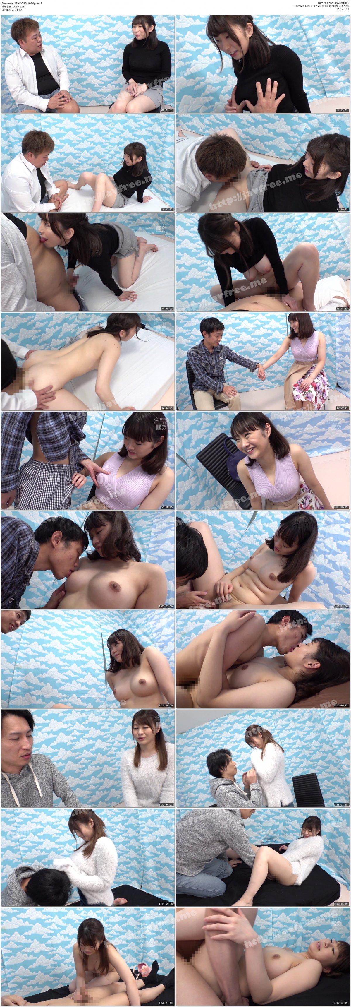 [HD][IENF-096] 横浜で見つけた心優しい巨乳の人妻さん 童貞くんのオナニーのお手伝いのつもりがセックス練習ってことで素股していてヌルっと入って筆おろし!?3 - image IENF-096-1080p on https://javfree.me