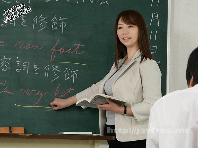 [HD][IQQQ-021] 声が出せない絶頂授業で10倍濡れる人妻教師 翔田千里 - image IQQQ-021-1 on https://javfree.me