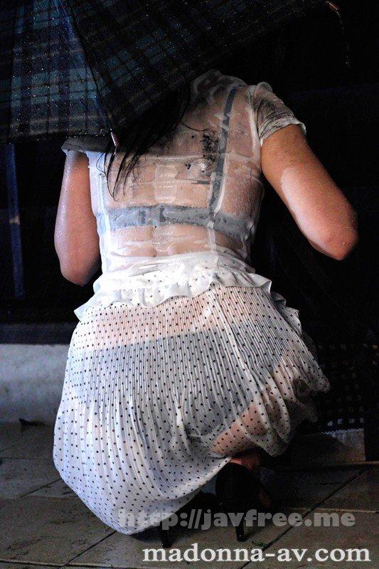 [JUC-510] 晴れ時々、ゲリラ豪雨 ~雨で濡れ透ける人妻の下着と柔肌~ 管野しずか - image JUC-510-4 on https://javfree.me