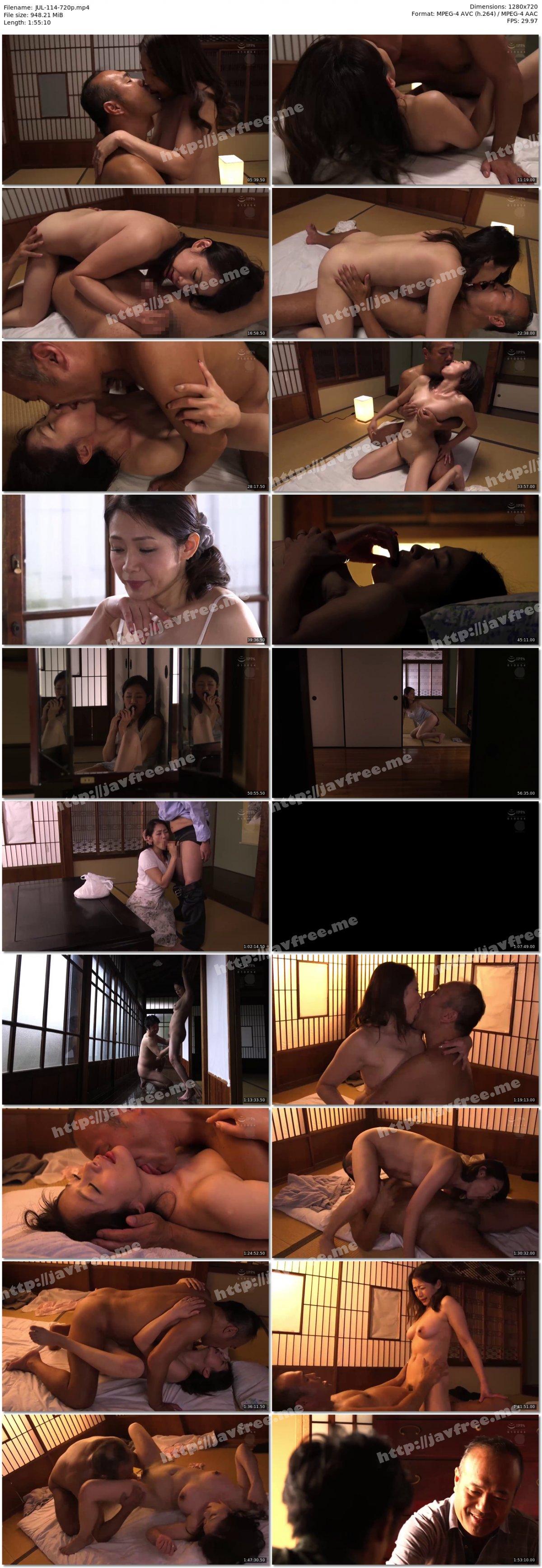 [HD][JUL-114] ずっと…ずっと…、あなたに逢いたかった…。 ~愛欲、情欲、性欲、全ての欲望を解き放つ汗だく中出し性交~ 友田真希