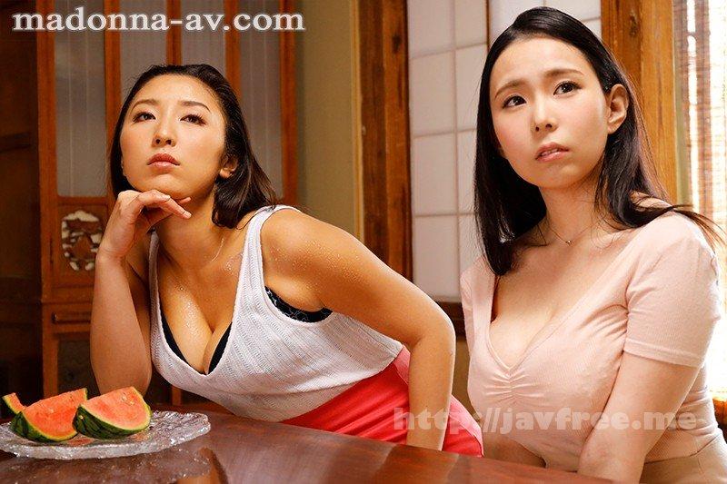 [HD][JUL-268] 僕だけが独身だった夏―。帰省中、二人の義姉と汗にまみれた中出し性交。