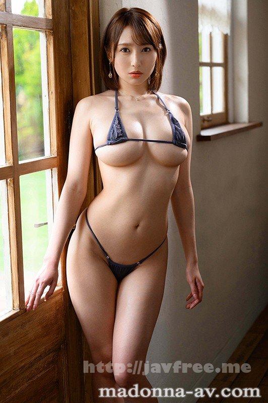 [HD][JUL-627] タレントの卵から、美しい人妻へ―。 大型新人 Madonna専属デビュー 岸えま 28歳 AV解禁 - image JUL-627-1 on https://javfree.me