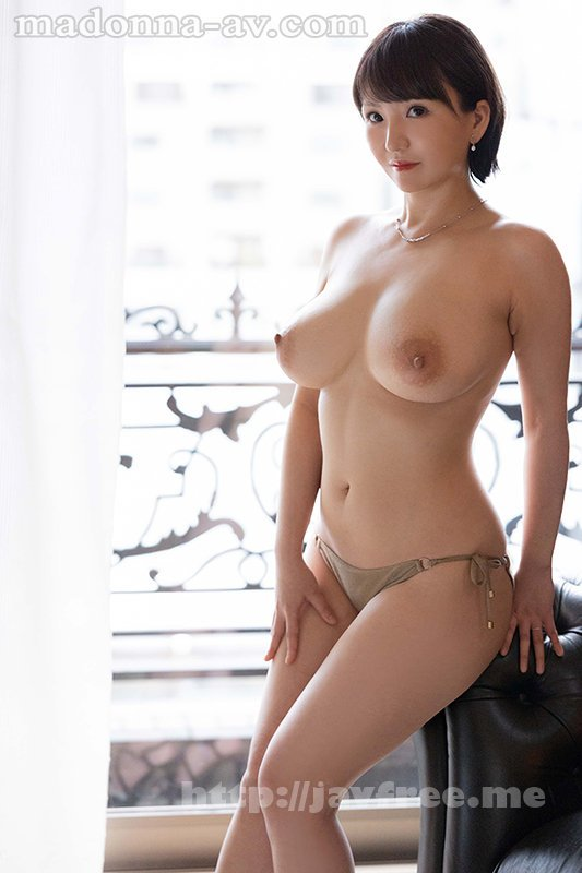 [HD][JUL-710] 控えめに言って、最高のIカップ人妻―。 Madonna大型新人 小笠原るい 36歳 AV DEBUT - image JUL-710-2 on https://javfree.me