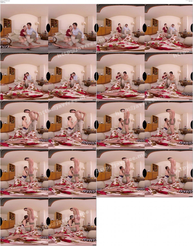 [JUVR-001] 【VR】白木優子初VR!! 欲求不満な隣の奥さんに弱みを握られた僕は毎日様々な方法で寸止め射精管理! 焦らしに焦らされ続けお預けを食らいながらも最後は御褒美の一発入魂中出し! - image JUVR-001c on https://javfree.me