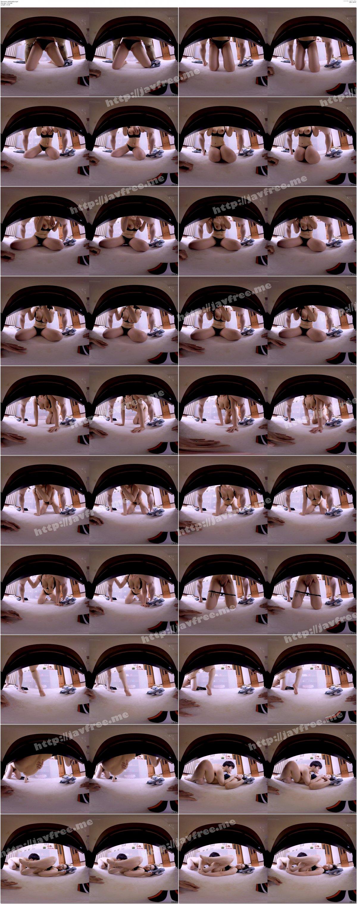 [JUVR-002] 【VR】マドンナVR!! 祝15周年 VR×DVD連動企画!! 【閲覧注意】人生で最も寝取られたくないNTR話 ベッドの下から妻の痴態を覗き見ることしかできない僕…。屈辱と興奮のネトラレ体験VR - image JUVR-002b on https://javfree.me