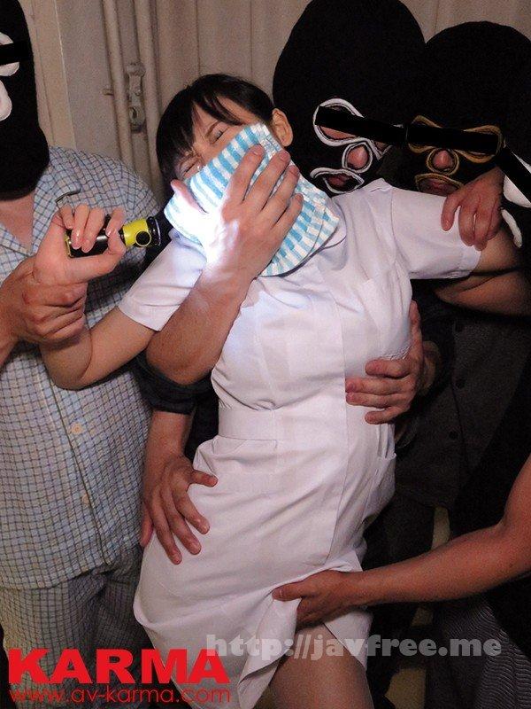 [KAR-980] 夜勤巡回中の美人看護師を狙ったクロロホルム昏睡レイプ - image KAR-980-4 on https://javfree.me