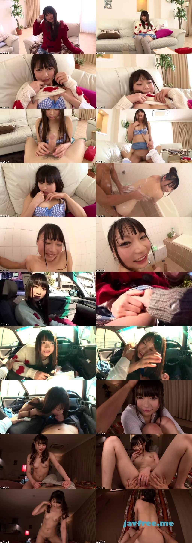 [KAWD 442] 恋人目線ぴったん娘 咲田ありな 咲田ありな KAWD