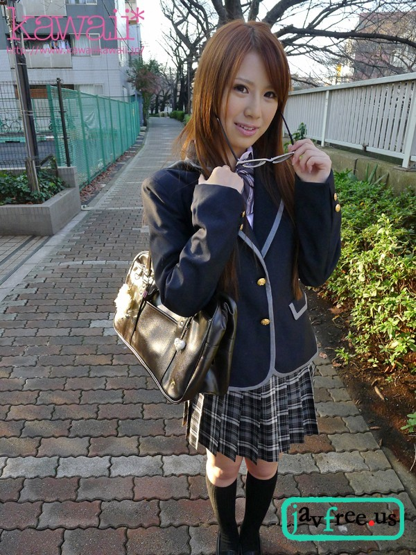 [KAWD-307] 学校でセックchu 柚奈りり - image KAWD307d on https://javfree.me