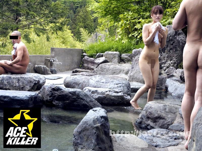 [KIL 054] 混浴温泉のマナーを守らない男達に取り囲まれ痴漢された若妻の記録 KIL