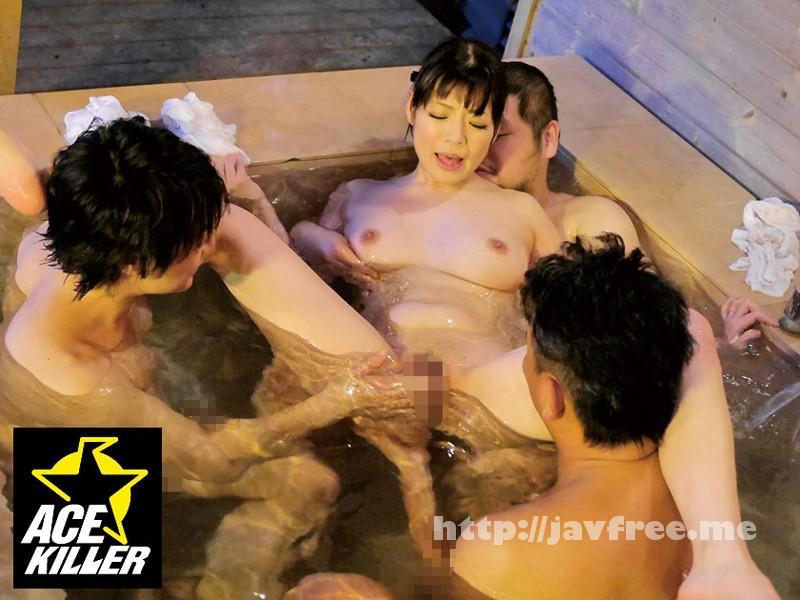 [KIL 075] 混浴温泉のマナーを守らない男達に取り囲まれ痴漢された若妻の記録 2 KIL