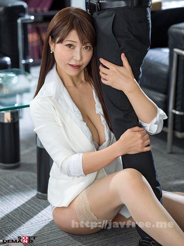 [HD][KIRE-036] 真昼間から若い部下のチ○ポをしゃぶって、発情して濡れる女社長。旦那とセックスレスの人妻46歳。男子社員に淫乱な唇を使って不倫SEXにハマる…!成咲優美 - image KIRE-036-2 on https://javfree.me