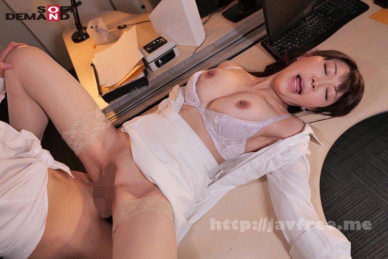 [HD][KIRE-036] 真昼間から若い部下のチ○ポをしゃぶって、発情して濡れる女社長。旦那とセックスレスの人妻46歳。男子社員に淫乱な唇を使って不倫SEXにハマる…!成咲優美 - image KIRE-036-9 on https://javfree.me