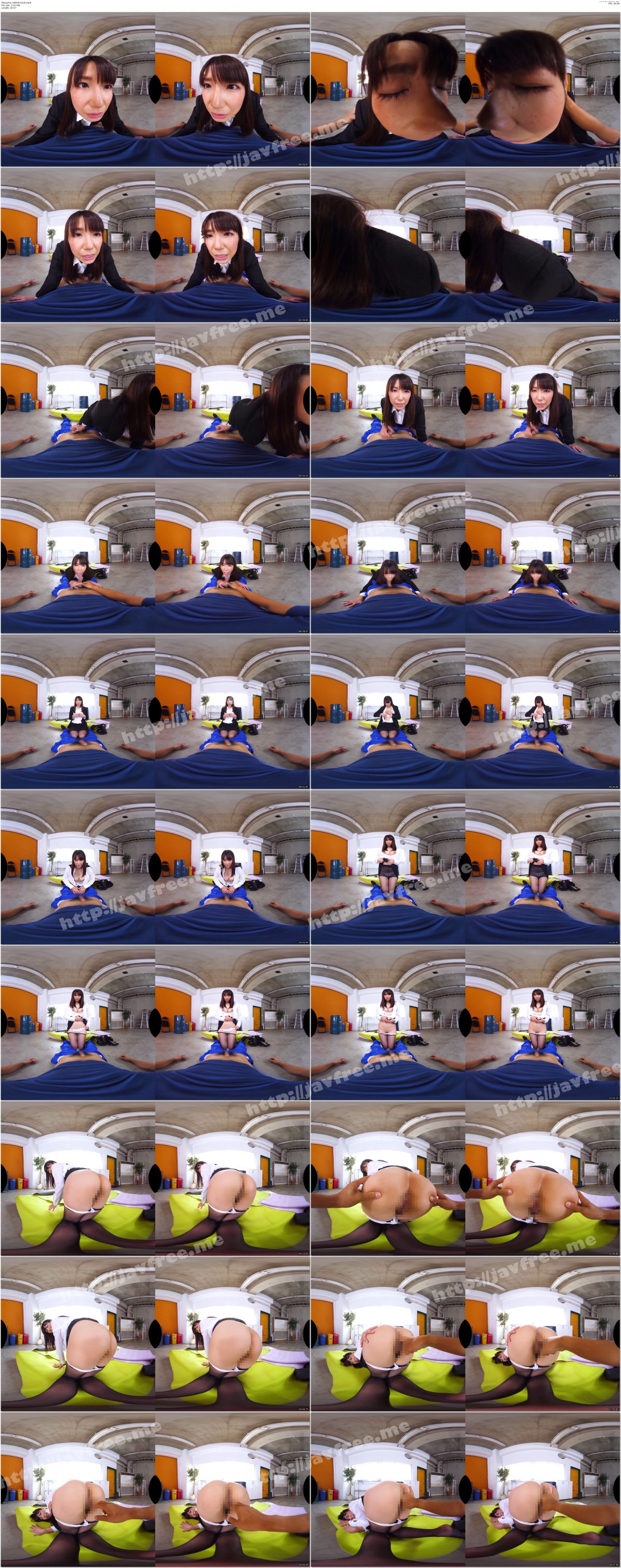 [KIWVR-012] 【VR】HQ超画質革命! クレーム処理にきた美人OLを土下座謝罪させてアレコレ命令しまくって生ハメ中出ししたモンスタークレーマーVR 加藤あやの - image KIWVR-012b on https://javfree.me