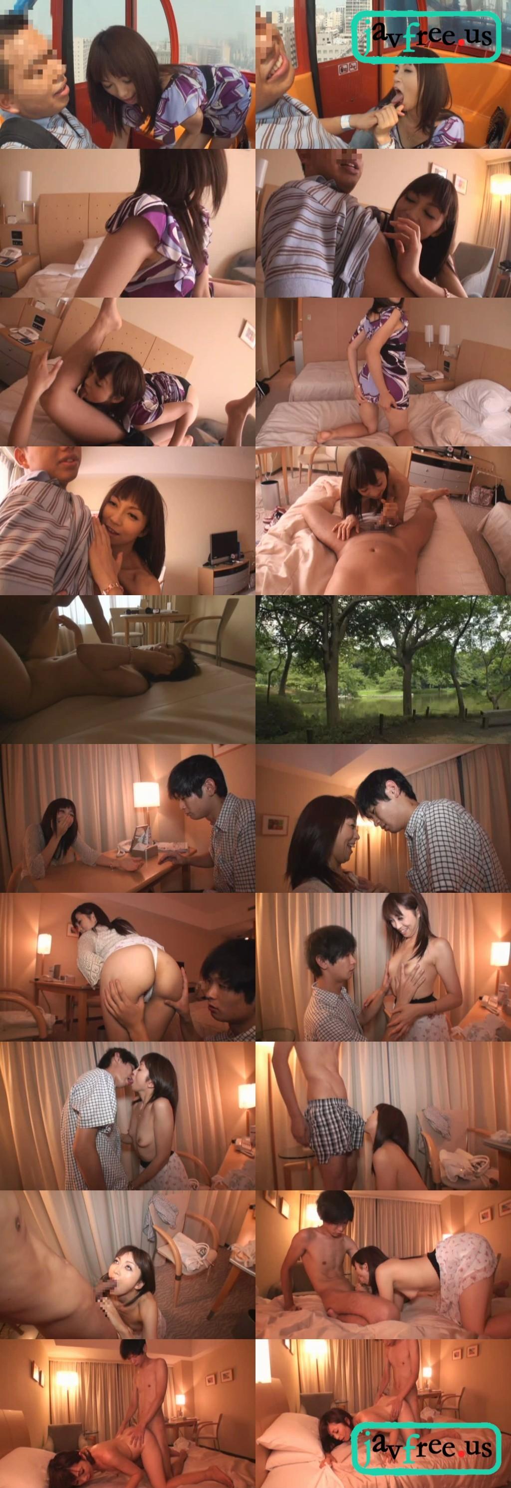 [KK 086] Hなオバサンとヒモの接吻デート 新尾きり子 新尾きり子 KK