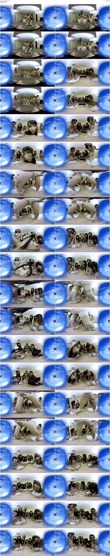 [KMVR-113] 【VR】KMP15周年特別企画 60億分の1の確率に見事当選!!超豪華10人共演 夢の極上ハーレムスペシャル!!
