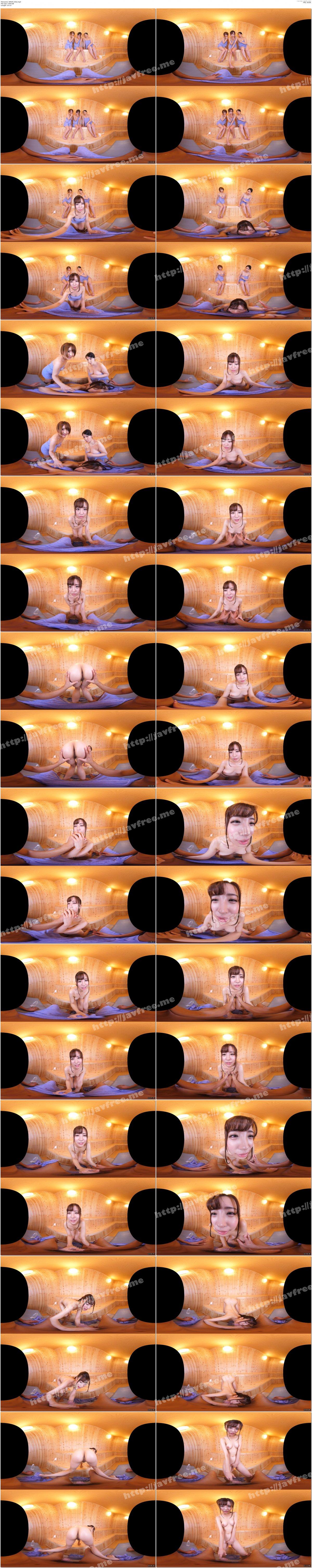[KMVR-334] 【VR】もしも女性用サウナに間違って入ってしまったら… 佐々波綾【リアル映像】 - image KMVR-334a on https://javfree.me