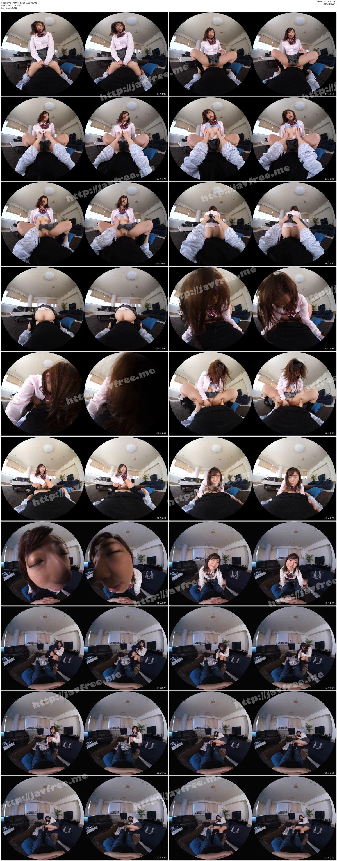 [HD][KMVR-536] 【VR】恋人は家出美少女 マッチングアプリで知り合ったワケ有り女子校生とめちゃくちゃ中出し 【超高画質・60fps】 - image KMVR-536b-1080p on https://javfree.me