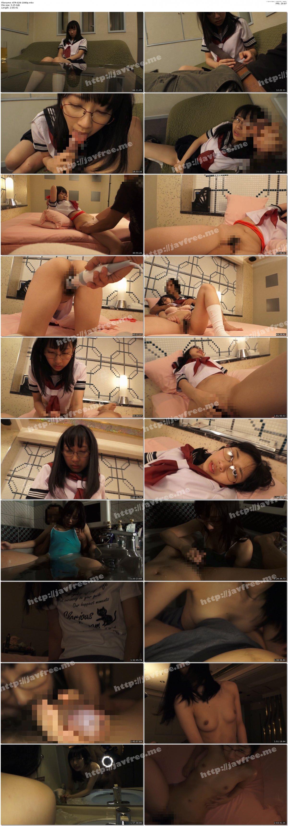 [HD][KTR-026] メガネっ娘と濃密中出しセックス - image KTR-026-1080p on https://javfree.me