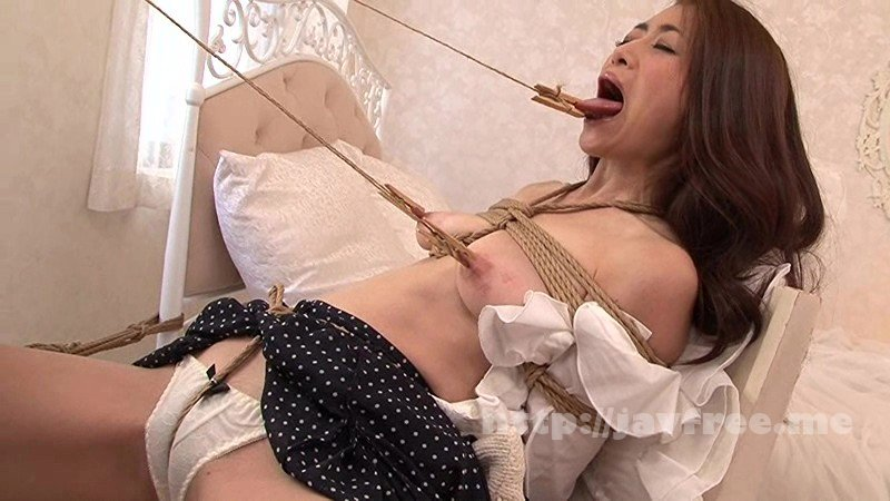 [HD][KUSR-042] 艶めく身体を縛る!!縛られた美人妻04 - image KUSR-042-11 on https://javfree.me