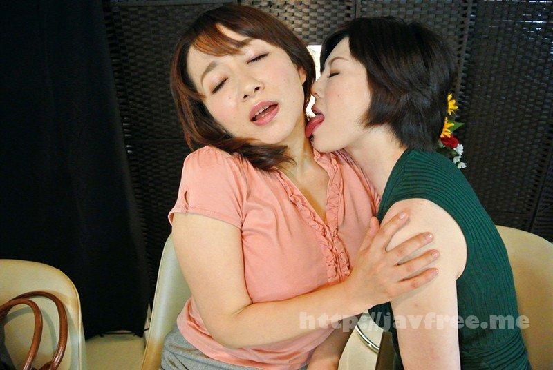 [HD][LESM-002] 熟女レズ発情 濃厚4名 人妻の痴情