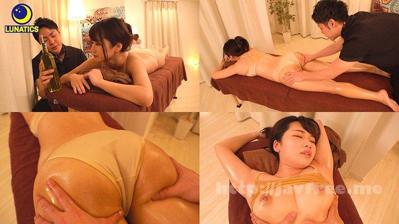 [HD][LULU-024] ぷっくり乳輪どすけべ乳首の巨乳美容師が高濃度CBDオイル性感エステ体験で初めての仰け反り乳首イキ!とどめの巨根ピストンで追撃アクメ!