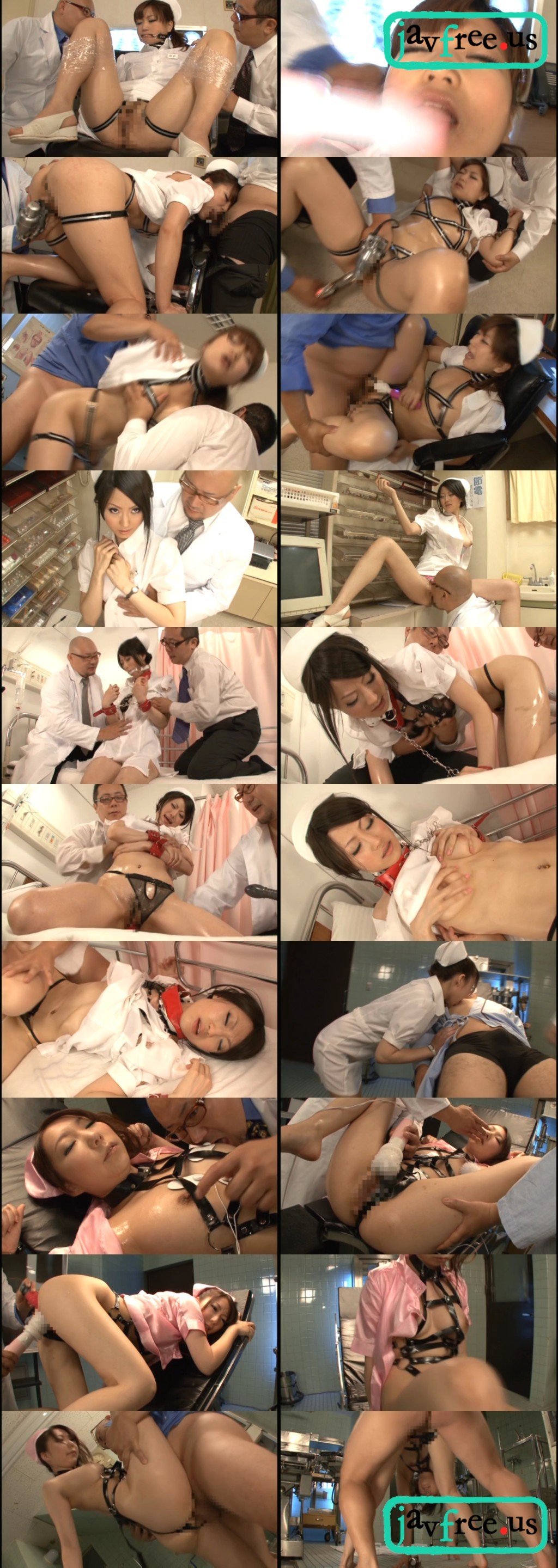 [MAD-157] 女体悶絶実験病棟 4 - image MAD-157 on https://javfree.me