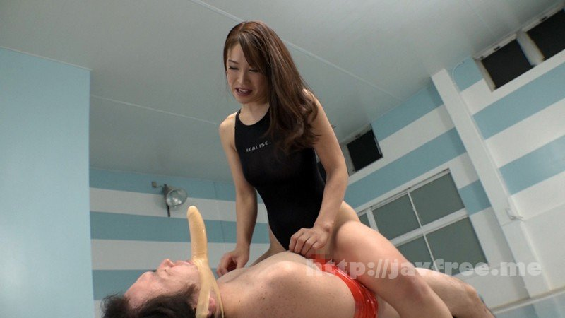 [HD][MANE-035] 完全M男化水泳生活 ~ドSなIcup極上BODY~ 凛音とうか - image MANE-035-19 on https://javfree.me