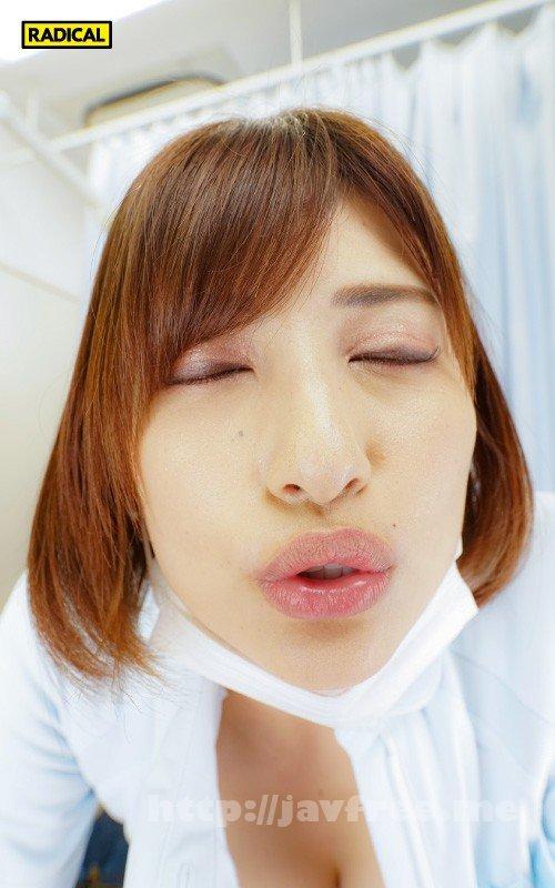 [MANIVR-021] 【VR】大きな胸を顔に押しつけてくる歯科衛生士のデカ乳をねっとり鷲掴みしたら吐息を漏らし感じまくった 若宮はずき - image MANIVR-021-10 on https://javfree.me