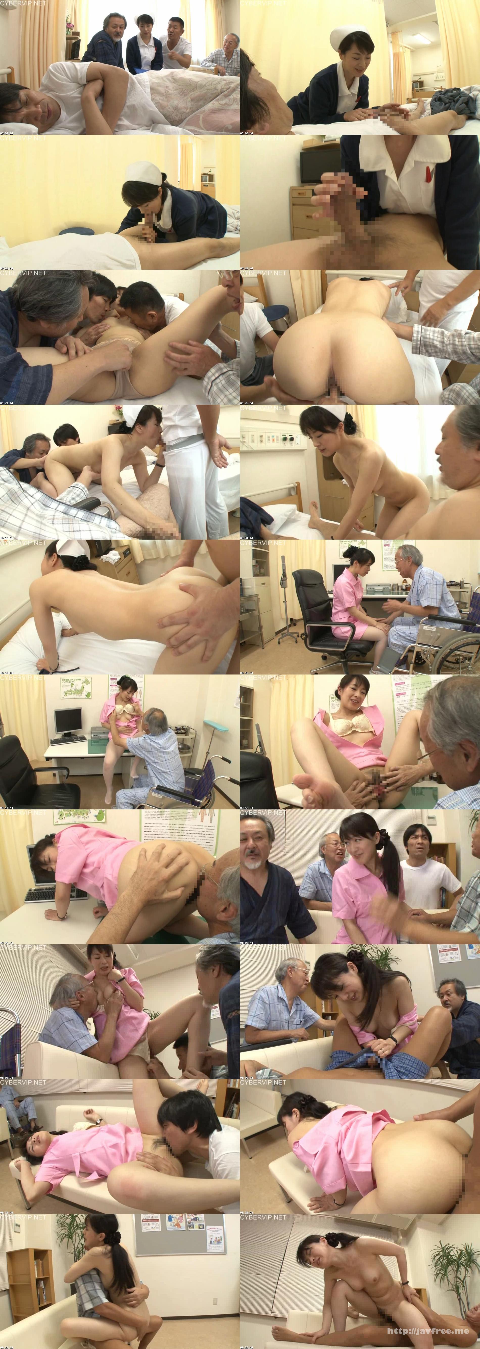 [MESU-26] 麗しのナース母 わびしい中年病棟のやさしい性処理天使 篠宮千明 - image MESU-26 on https://javfree.me