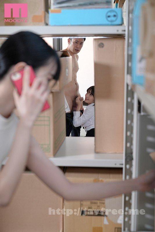 [HD][MIAA-451] 二人きりの密室で汗ばむ巨乳女上司に密着囁き誘惑で痴女られまくった僕。 藤森里穂 - image MIAA-451-3 on https://javfree.me