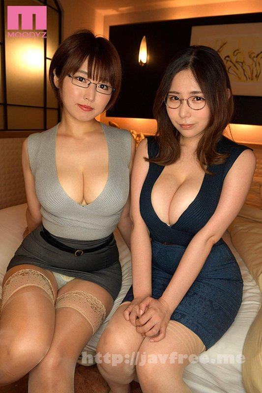 [HD][MIAA-496] 都合のイイ地味メガネ巨乳 乳首ビンビンいいなり後輩OLムチムチボディを揉みまくり、朝まで、何度も、中出し交遊録。 吉根ゆりあ 松本菜奈実 - image MIAA-496-10 on https://javfree.me