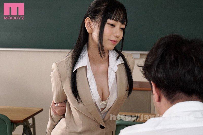 [HD][MIDE-596] おチ○ポ挑発練習中!! 誘惑新任女教師 七沢みあ - image MIDE-596-10 on https://javfree.me