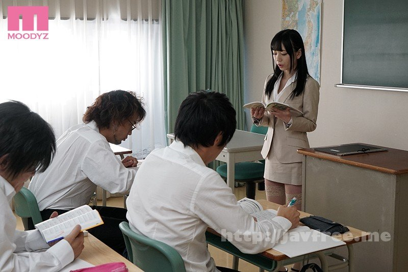 [HD][MIDE-596] おチ○ポ挑発練習中!! 誘惑新任女教師 七沢みあ - image MIDE-596-8 on https://javfree.me