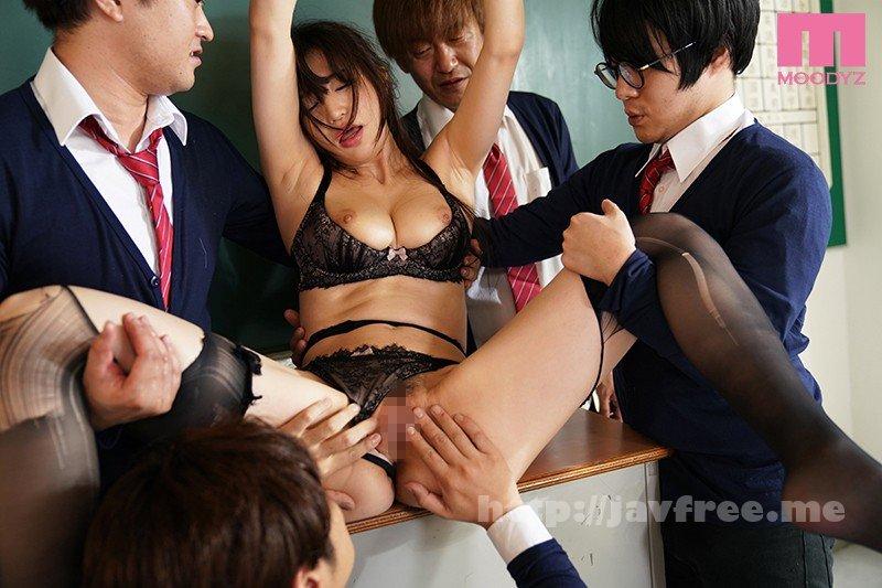 [HD][MIDE-837] 拷問アクメに堕ちる巨乳女教師 高橋しょう子 - image MIDE-837-1 on https://javfree.me