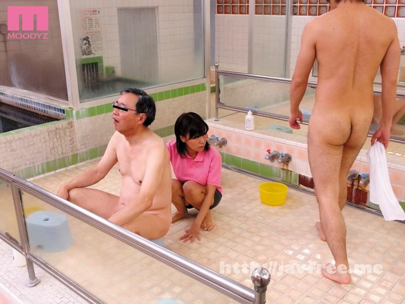 [MIMU 020] 入浴介助で男湯に入って来た美人ヘルパーに勃起チ○ポ見せつけ! 欲求不満なヘルパーたちは入浴介助中にも関わらず僕のチ○ポに興味津々で自らセックスを求めてきた! MIMU