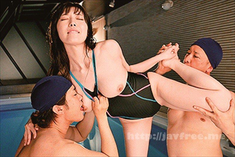 [HD][MKMP-344] 七瀬いおり 巨乳競泳水着インストラクター 透ける乳首ぽっち…ぷっくりモリマン…