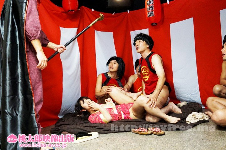 [MKSB-007] エロすぎる日本昔ばなし7 「乙姫とかぐや姫と織姫と彦星と金太郎」 第13話 3姫トリプル竜宮城ギャングバング!!