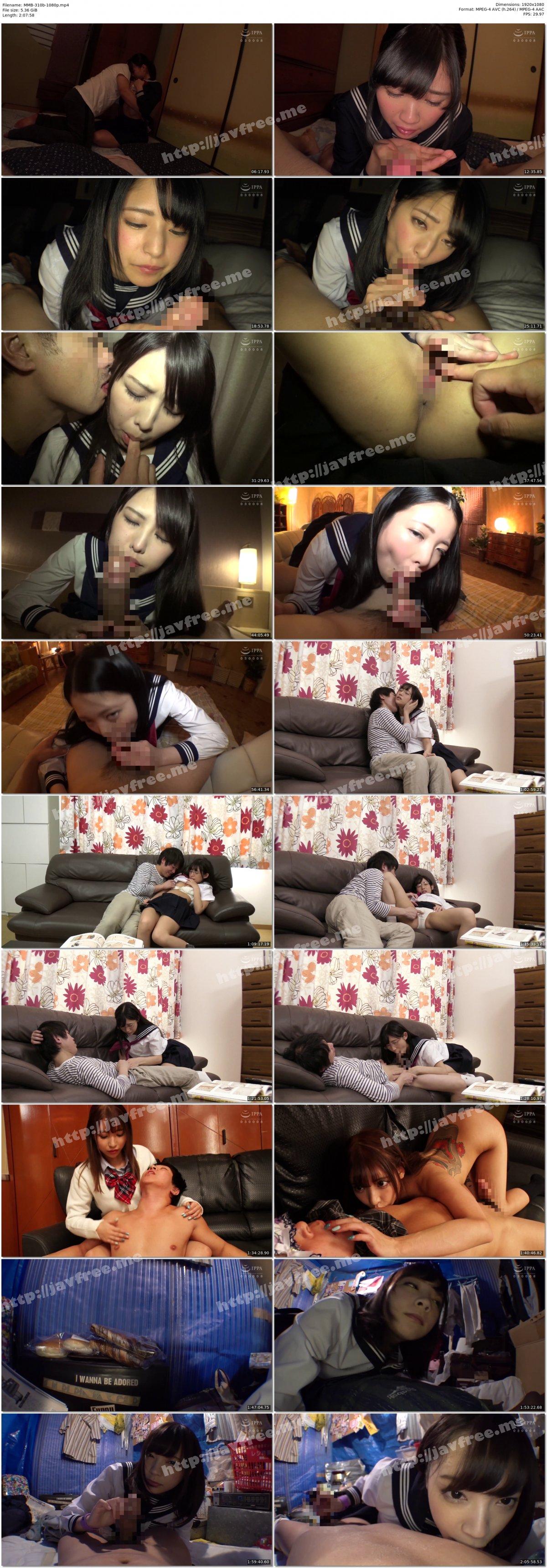 [HD][MMB-310] 女子●生のイカせようと懸命に頑張る円光口マ●コ15人