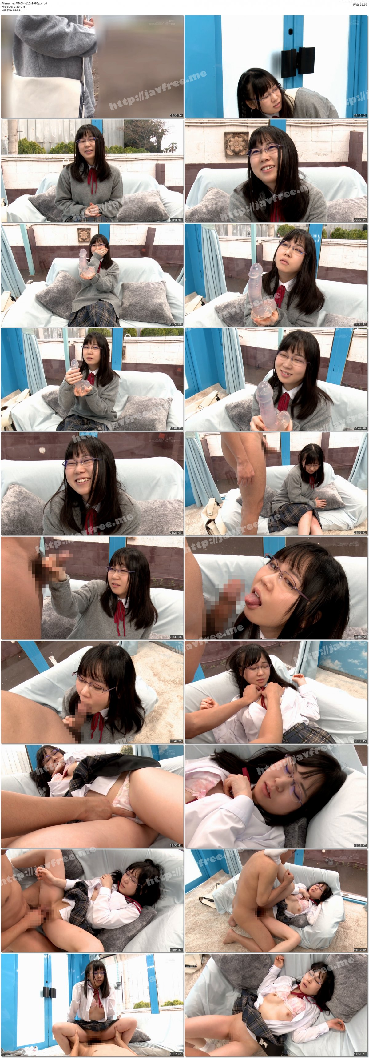 [HD][MMGH-112] かな(18)女子○生 マジックミラー号 初めてのおちんちん研究!かわいいお顔にぶっかけ! - image MMGH-112-1080p on https://javfree.me