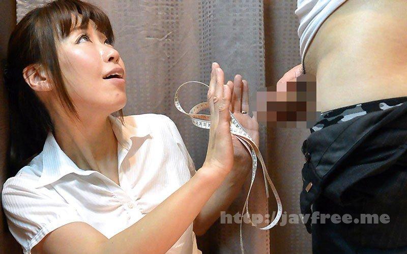 [HD][MOKO-028] 試着室で熟女店員にチ●ポ出して裾上げをお願いしたら 5