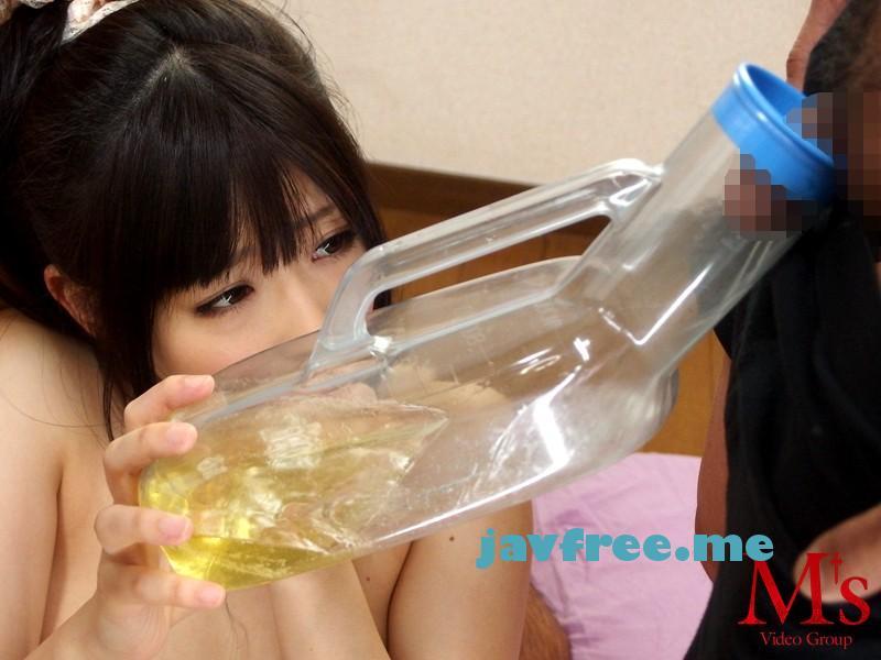 [MVSD 201] 初飲尿ゴックン37発 ありさ MVSD