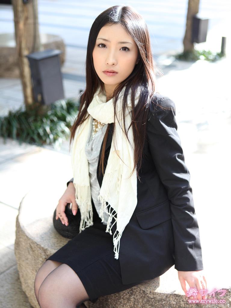 Mywife-No 00339 井上真弓 蒼い再会 - image Mywife-No-00339a on https://javfree.me