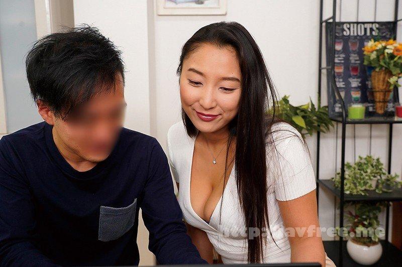 [HD][NACR-414] ドMの陰キャ男とドSなパンストお姉さん 本真ゆり - image NACR-414-1 on https://javfree.me