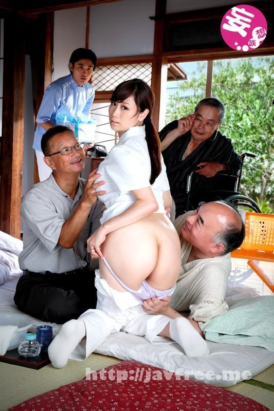 [NDRA-008] Noと言えない介護士妻が老人達の後生じゃオネダリに根負けしてイヤよイヤよもNTR 川上ゆう - image NDRA-008-1 on https://javfree.me
