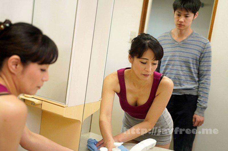 [HD][NDRA-070] 彼女に内緒で彼女の母ともヤってます… 平岡里枝子