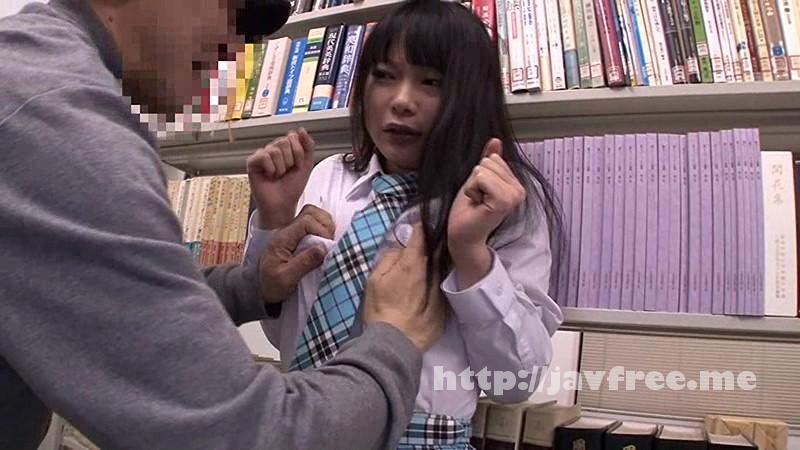 [NHDTA 680] 図書館で声も出せず糸引くほど愛液が溢れ出す敏感娘 15 NHDTA