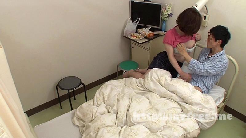 [NHDTA 754] 入院中の性処理を母親には頼めないからお見舞いに来た叔母にお願いしたら優しい騎乗位でこっそりぬいてくれた10 中出しスペシャル NHDTA