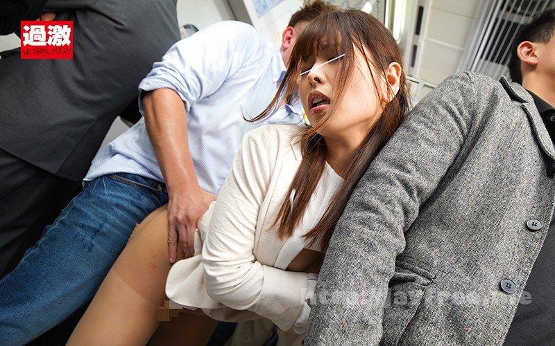 [HD][NHDTB-361] 痴●師にグイグイTバックを食い込まされた刺激で感じてしまった美尻女はずらしハメを拒めない