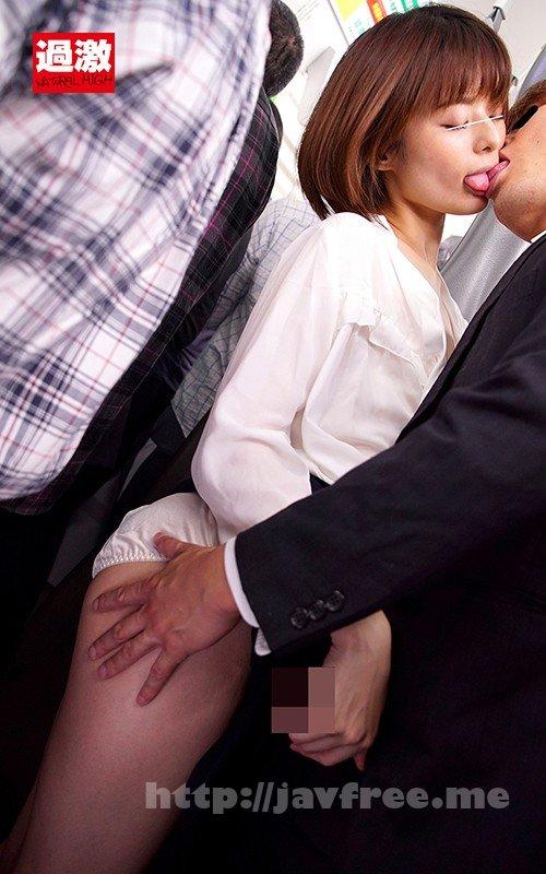 [HD][NHDTB-484] 唾液ダラダラ接吻痴● 清楚に見えて濃厚な密着ベロキスでオヤジを虜にする痴女子大生 - image NHDTB-484-3 on https://javfree.me